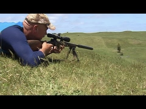 Goat shooting in New Zealand part 2
