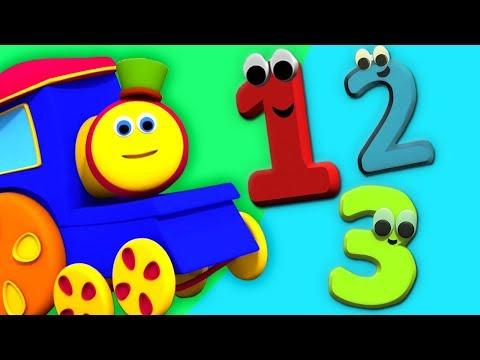 Bob the melatih   menghitung angka lagu   Counting Numbers Song