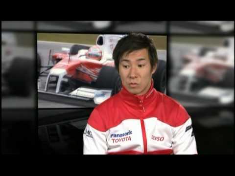 Kamui Kobayashi, Panasonic Toyota Racing