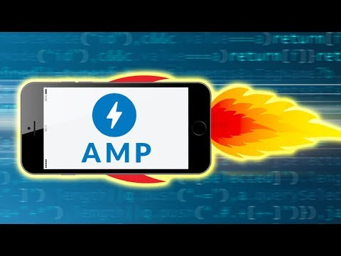 Accelerated Mobile Pages (Google AMP) Explained (видео)