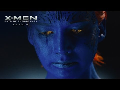 X-Men: Days of Future Past (Character Clip 'Mystique')