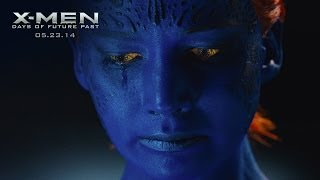 "X-Men: Days of Future Past | ""Mystique"" Power Piece [HD] 