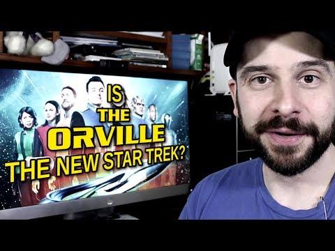 Is The Orville the New Star Trek?