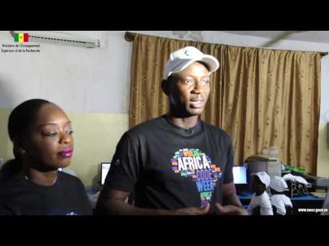 Africa Code Week : Mr Toumane DOUMBOUYA Coordonnateur des CRE
