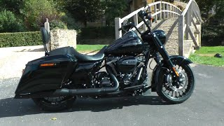 5. Road King Special 114 Test Ride and Review Harley-Davidson