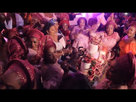 Nollywood Stars -studded Birthday Toasts For Ayo Adesanya At 5O