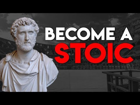 Reacting like Epictetus, Seneca or Marcus Aurelius   How to become a Stoic