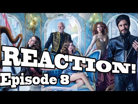 REACTION: Mozart In The Jungle - Episode 8