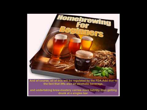 , title : 'Homebrewing for Beginners! Ultimate novice home brewing guide'
