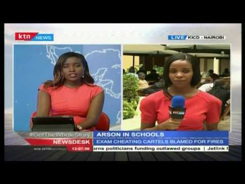 Newsdesk Full Bulletin 27th July 2016 - Arson in Schools