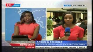 Newsdesk Full Bulletin 27th July 2016 - Arson In Schools
