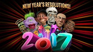 Walter, Peanut, Achmed the Dead Terrorist, José, Sweet Daddy Dee and Bubba J have made their New Year's Resolutions for 2017. After hearing their plans, I'm ...
