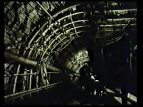 Bergbau: Göttelborn vor Ort - Arbeit im Bergwerk Gö ...