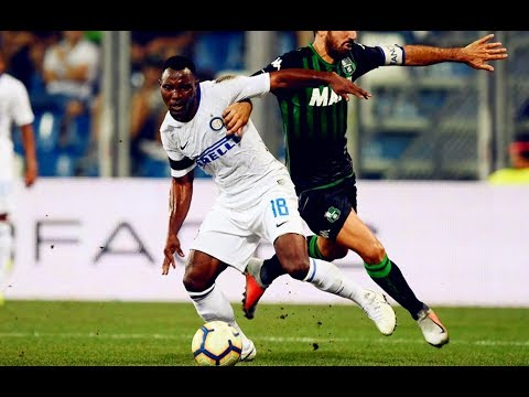 Kwadwo Asamoah vs Sassuolo(19/08/2018)18-19 HD 720p by轩旗