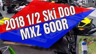 10. 2018 Ski Doo MXZ 600R