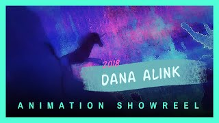 Dana Alink Animation Showreel 2018