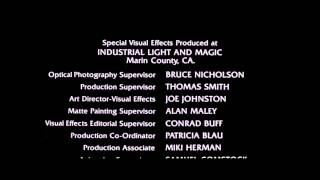 Video Indiana Jones and the Raiders of the Lost Ark - End Credits MP3, 3GP, MP4, WEBM, AVI, FLV April 2018