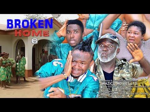 Broken Home Season 5    - Latest 2016 Nigerian Nollywood Movie
