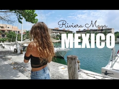 TRAVEL VLOG | Riviera Maya, Mexico