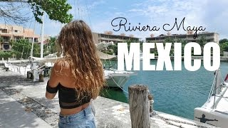 TRAVEL VLOG | Riviera Maya, Mexico full download video download mp3 download music download