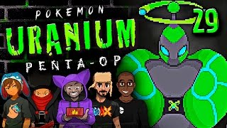 Pokémon Uranium 5-Player Nuzlocke - Ep 29 SH*T GETS REAL by King Nappy
