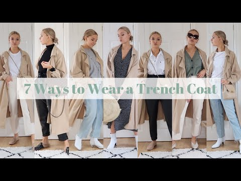 BASICS STYLING SERIES - THE TRENCH COAT | LYDIA TOMLINSON
