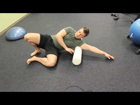 How to fix rounded shoulders: Fixing anterior rotation of the shoulder joint