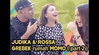 Video Makin Heboh !!! JUDIKA & ROSSA GREBEK KAMAR MOMO || House tour part 2 MP3, 3GP, MP4, WEBM, AVI, FLV Februari 2019