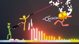 Video SOUND Wave BOSS DOMINATES! - HUGE NEW BOSS FIGHT UPDATE! - Stick Fight Gameplay MP3, 3GP, MP4, WEBM, AVI, FLV Oktober 2018