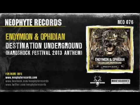 Endymion & Ophidian - Destination Underground (Hardshock Festival 2013 Anthem)