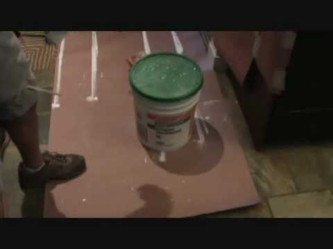 Mixing up all purpose joint compound
