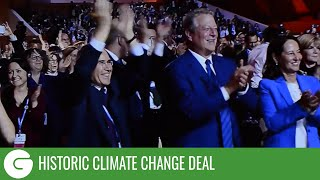 Historic Climate Change Deal Reached in Paris