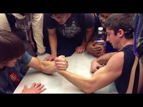 High School Arm Wrestling