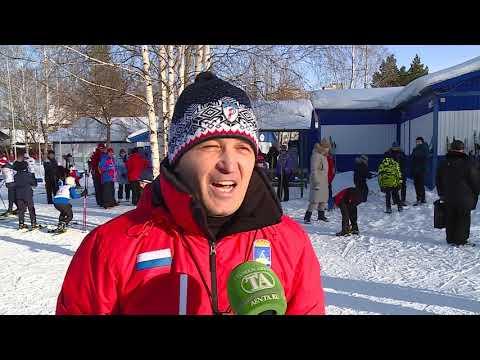 Сквозь призму эпох. Лыжные старты на призы газеты «Пионерская правда»