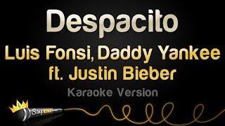 Video Luis Fonsi, Daddy Yankee ft. Justin Bieber - Despacito (Karaoke Version) MP3, 3GP, MP4, WEBM, AVI, FLV Maret 2018