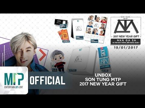 UNBOXING 2017 NEW YEAR GIFT | SƠN TÙNG M-TP - Thời lượng: 2 phút, 31 giây.