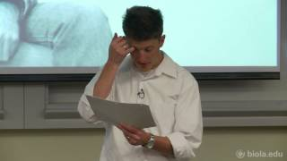 [ARTS 315] Contemporary Liturgies: Performance Art and Embodied Belief - Jon Anderson