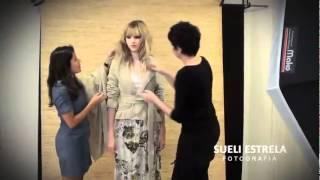Making of coleção Inverno 2011 - 2 Tempos