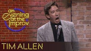 Tim Allen - An Evening at the Improv