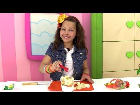 Простые рецепты - готовим йогурт. Видео для детей (видео)