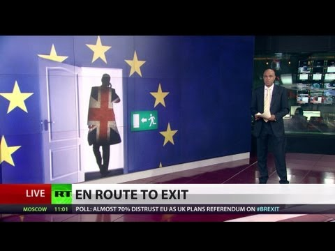 eu - To stay or to go? That's the question center stage of British politics, as the pros and cons of EU membership are thrashed out. A draft bill on an in-out ref...