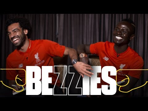 Download BEZZIES with Salah and Mane   Fastest? Best haircut? Coffee or Lovren?