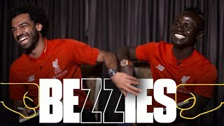 Video BEZZIES with Salah and Mane | Fastest? Best haircut? Coffee or Lovren? MP3, 3GP, MP4, WEBM, AVI, FLV Desember 2018