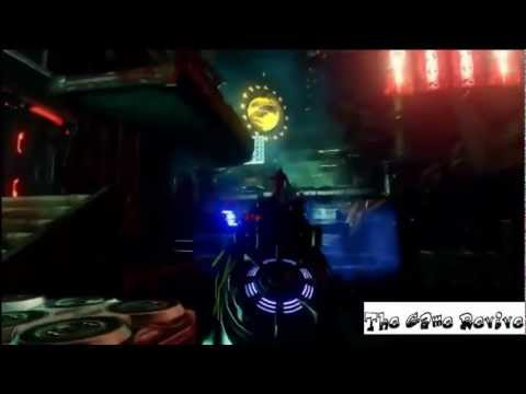 prey 2 xbox 360 gameplay