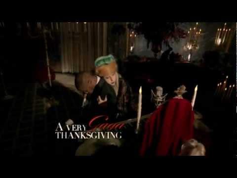 Lady Gaga - Hair (A Very GaGa Thanksgiving) Live 2011