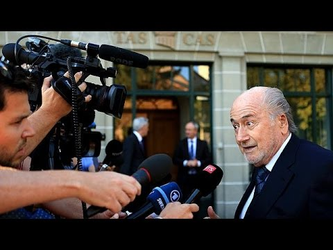 FIFA: Εκδικάζεται η έφεση του Σεπ Μπλάτερ στο CAS