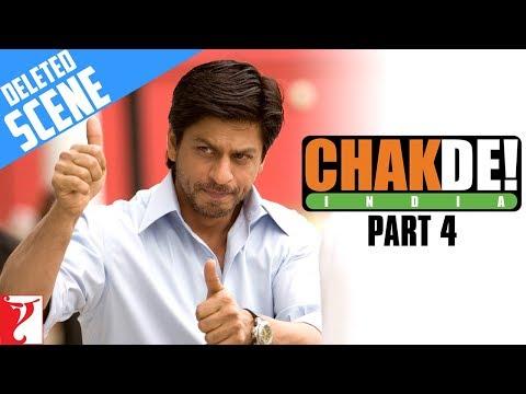 Deleted Scenes   Chak De India   Part 4   Shah Rukh Khan