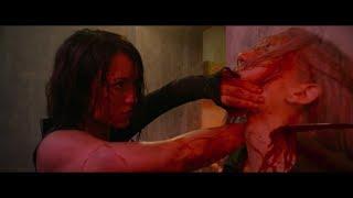 The Night Comes For Us   Julie Estelle Vs Female Assassin Fight Scene  1080p