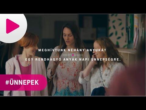 Telekom Anyák-napi reklám