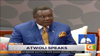 Video She's my lovely wife, Atwoli clears air over relationship with TV beauty MP3, 3GP, MP4, WEBM, AVI, FLV Maret 2019